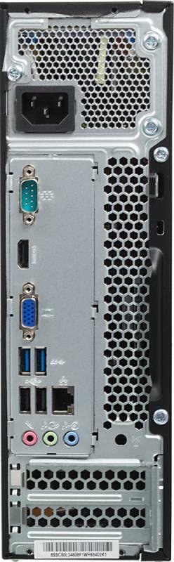 Системный блок Lenovo IdeaCentre 510S-08ISH черный - фото 3