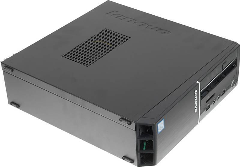 Системный блок Lenovo IdeaCentre 510S-08ISH черный - фото 4