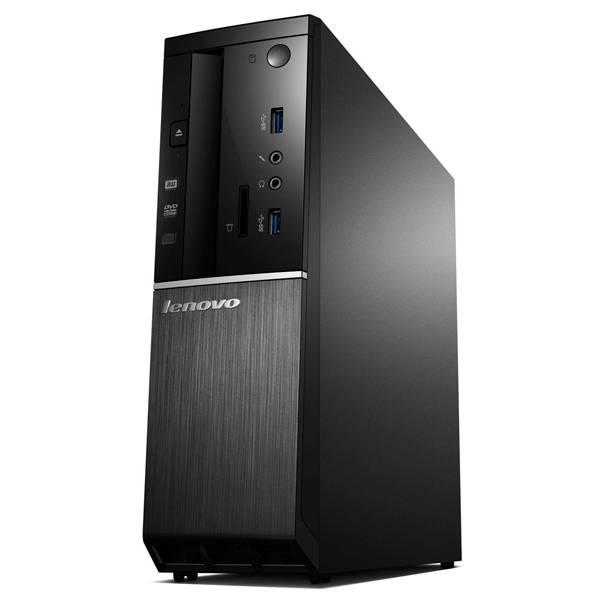 Системный блок Lenovo IdeaCentre 510S-08ISH черный - фото 1