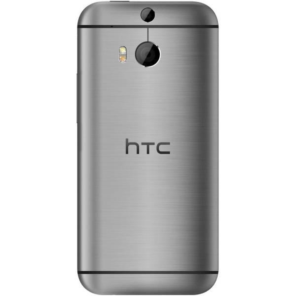 Смартфон HTC One M8s 16ГБ серый - фото 2