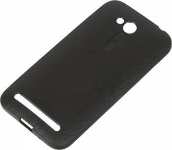 Чехол Asus Bumper Case, для Asus ZenFone Go ZB452Kg, черный (90XB038A-BSL000)
