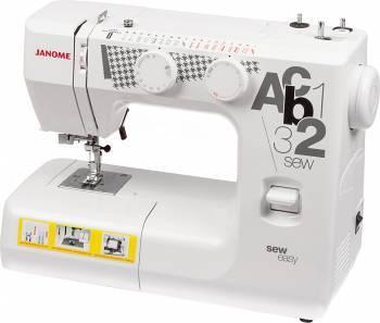Швейная машина Janome sew easy белый (206684)