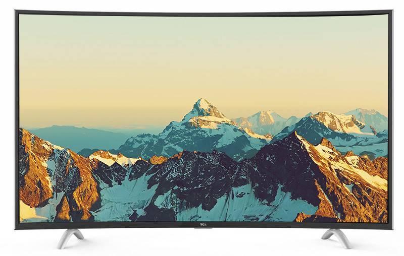 """Телевизор LED 48"""" TCL L48P1FS черный - фото 1"""
