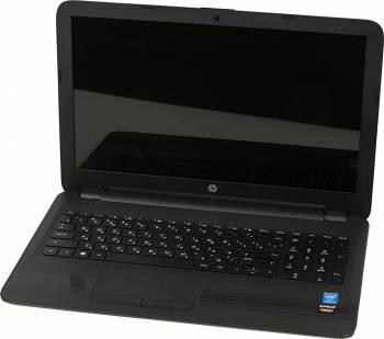 Ноутбук 15.6 HP 15-ay027ur черный