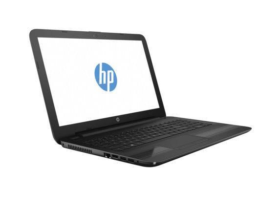 "Ноутбук 15.6"" HP 15-ay063ur (X5Y60EA) черный - фото 1"