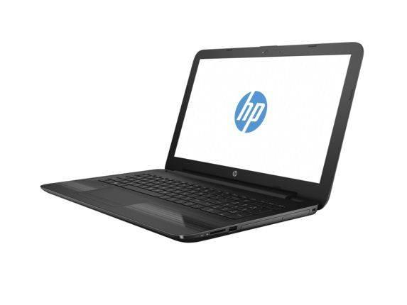 "Ноутбук 15.6"" HP 15-ay063ur (X5Y60EA) черный - фото 2"