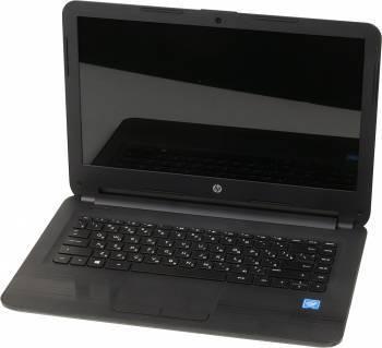 Ноутбук 14 HP 14-am006ur черный