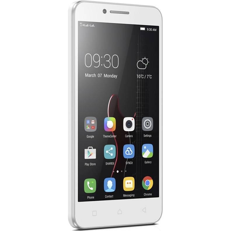 Смартфон Lenovo Vibe C A2020 8ГБ белый - фото 1
