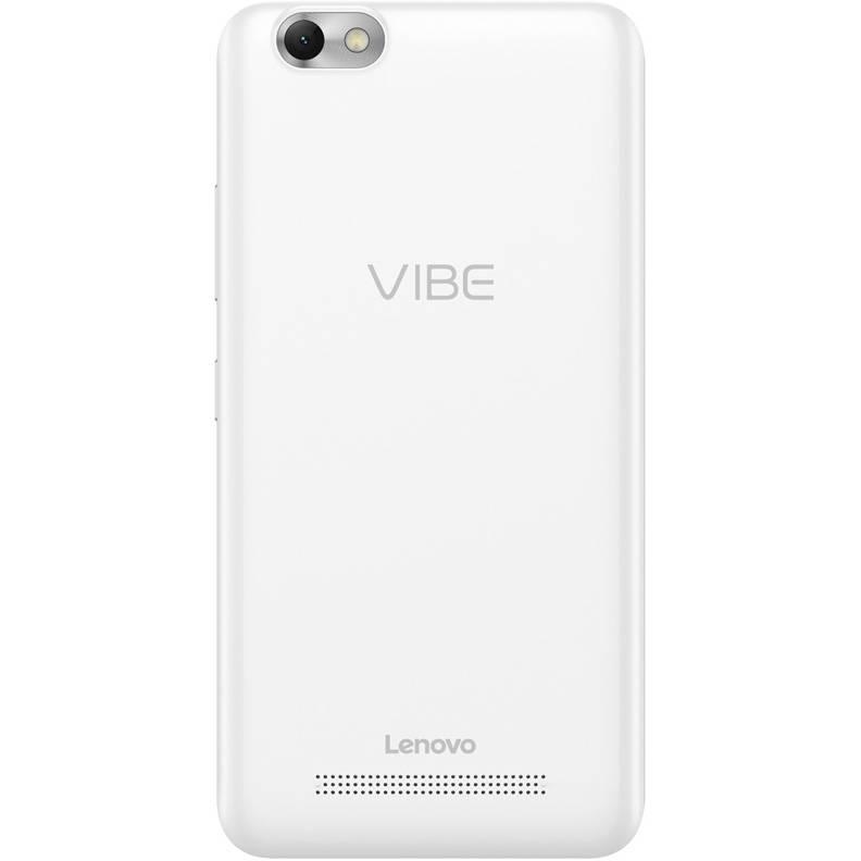 Смартфон Lenovo Vibe C A2020 8ГБ белый - фото 2