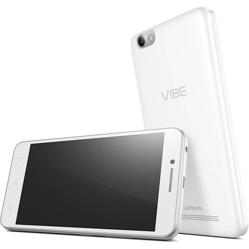 Смартфон Lenovo Vibe C A2020 8ГБ белый - фото 5