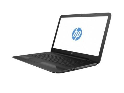 "Ноутбук 17.3"" HP 17-x007ur черный - фото 1"
