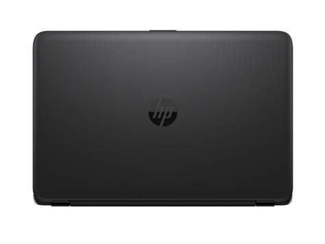 """Ноутбук 15.6"""" HP 15-ba016ur черный - фото 4"""