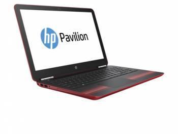 Ноутбук 15.6 HP Pavilion 15-aw006ur красный