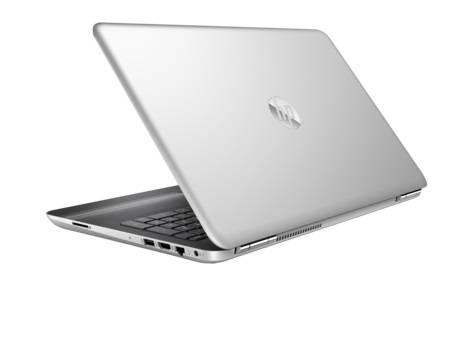 """Ноутбук 15.6"""" HP Pavilion 15-aw030ur серебристый - фото 4"""