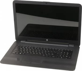 Ноутбук 17.3 HP 17-y018ur черный
