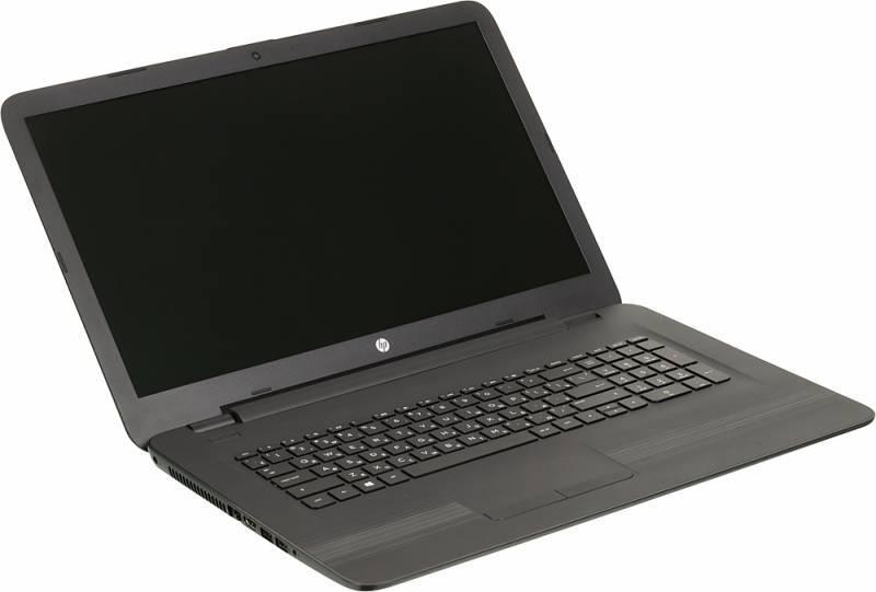 """Ноутбук 17.3"""" HP 17-y018ur черный - фото 7"""
