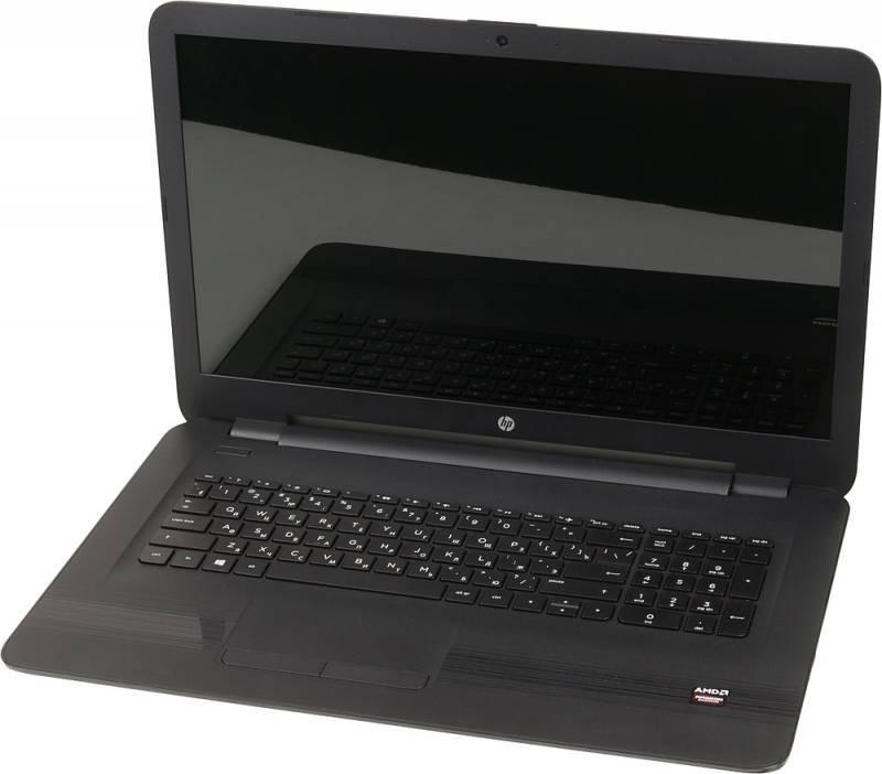 """Ноутбук 17.3"""" HP 17-y002ur черный - фото 1"""