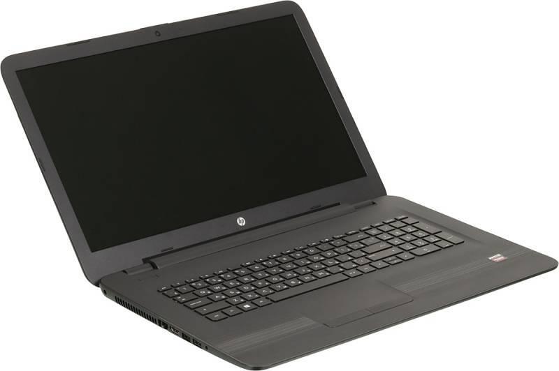 """Ноутбук 17.3"""" HP 17-y002ur черный - фото 7"""