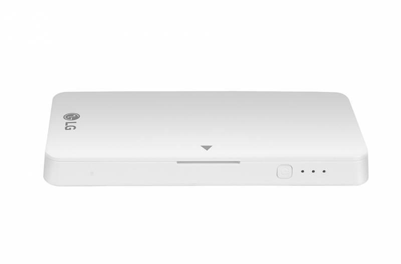 Зар./устр. от элементов питания LG G5 белый (BCK-5100.AGRAWH) - фото 3