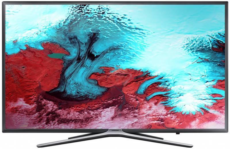 "Телевизор LED 55"" Samsung UE55K5500AUXRU титан - фото 1"