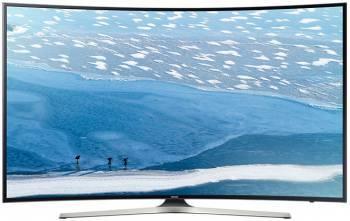 Телевизор LED 40 Samsung UE40KU6300UXRU черный