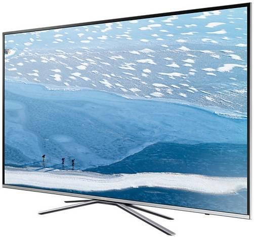 "Телевизор LED 40"" Samsung UE40KU6400UXRU серебристый - фото 3"