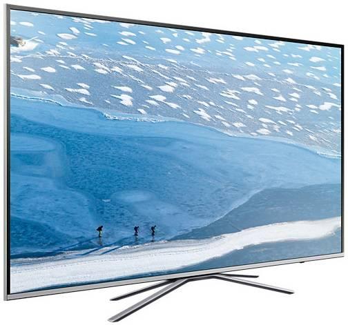 "Телевизор LED 40"" Samsung UE40KU6400UXRU серебристый - фото 4"