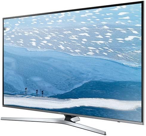 "Телевизор LED 40"" Samsung UE40KU6450UXRU серебристый - фото 2"