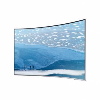 Телевизор LED 43 Samsung UE43KU6500UXRU серебристый