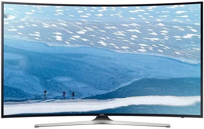 """Телевизор LED 49"""" Samsung UE49KU6300UXRU черный - фото 1"""