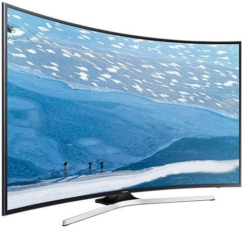 """Телевизор LED 49"""" Samsung UE49KU6300UXRU черный - фото 3"""