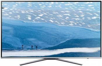 Телевизор LED 49 Samsung UE49KU6400UXRU серебристый