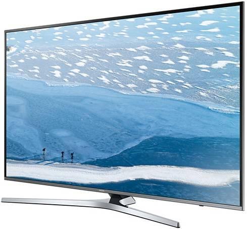 "Телевизор LED 49"" Samsung UE49KU6450UXRU серебристый - фото 2"
