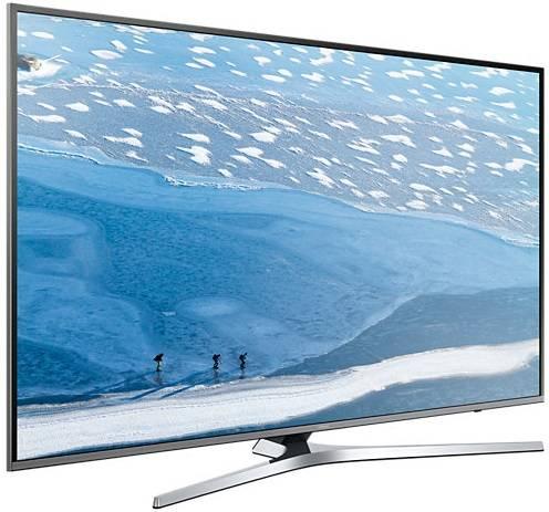 "Телевизор LED 49"" Samsung UE49KU6450UXRU серебристый - фото 3"