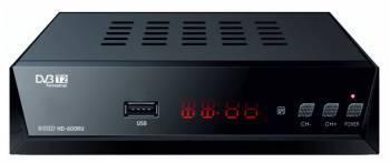 Ресивер DVB-T2 Сигнал Эфир HD-600RU (20200)