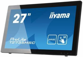 """Монитор 27"""" Iiyama ProLite T2735MSC-B2 черный"""
