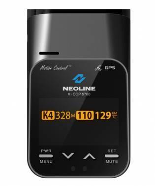 Радар-детектор Neoline X-COP 5700 GPS приемник