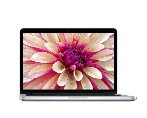 "Ноутбук 13.3"" Apple MacBook Pro Z0QP000C1 серебристый - фото 1"