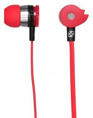 Гарнитура Oklick HS-S-210 красный
