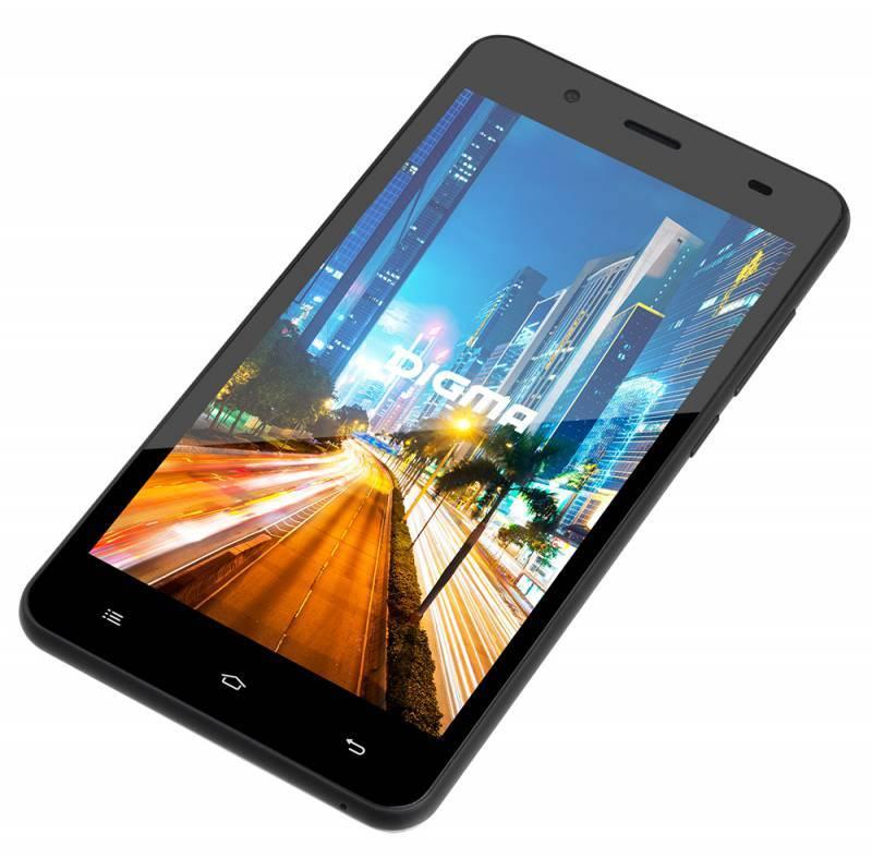Смартфон Digma Z510 3G CITI 4ГБ черный - фото 5