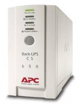 ИБП APC Back-UPS BK650EI белый