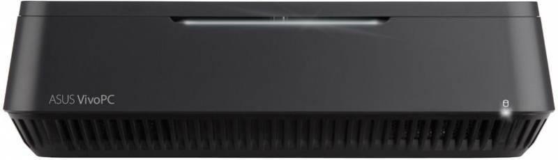 Неттоп Asus VivoPC VC60-B267Z черный - фото 2