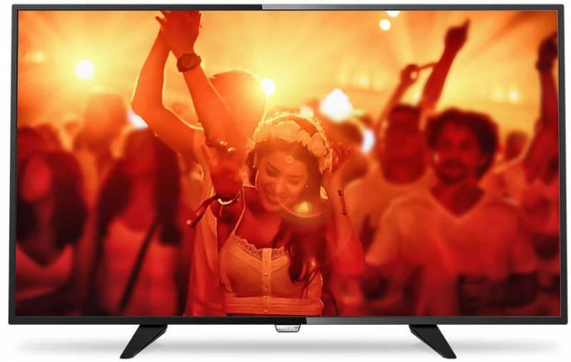 """Телевизор LED 32"""" Philips 32PHT4201/60 черный - фото 1"""