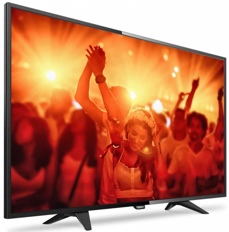 """Телевизор LED 32"""" Philips 32PHT4201/60 черный - фото 2"""