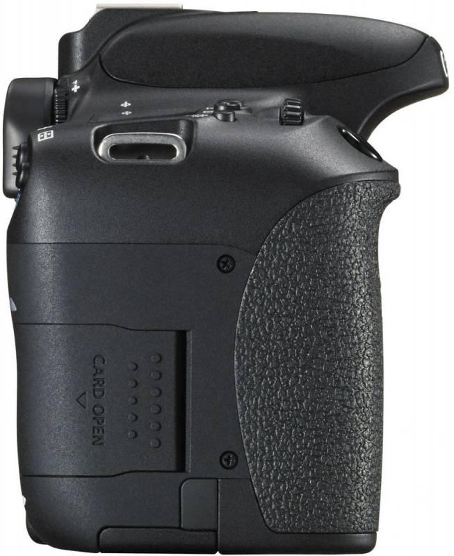 Фотоаппарат Canon EOS 760D черный, Body - фото 4
