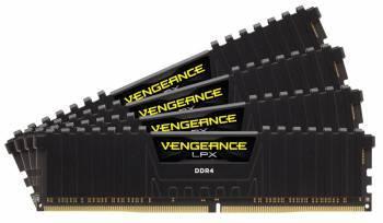 Модуль памяти DIMM DDR4 4x16Gb Corsair (CMK64GX4M4B3333C16)