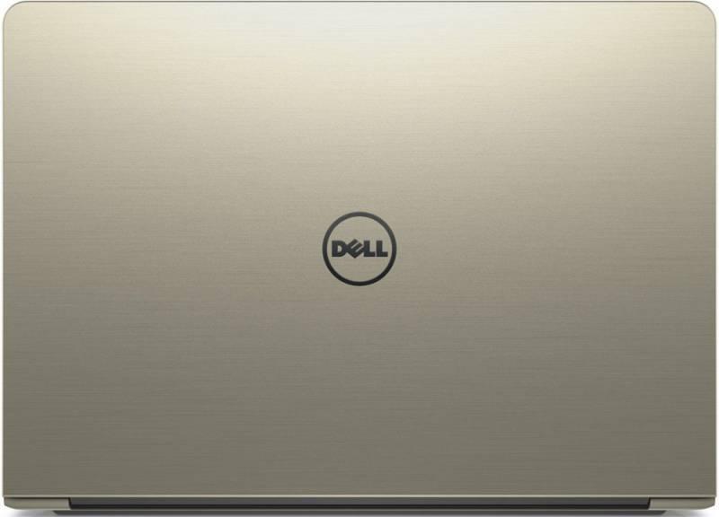 "Ноутбук 14"" Dell Vostro 5459 золотистый - фото 4"