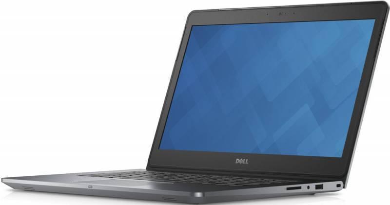 "Ноутбук 14"" Dell Vostro 5459 серый - фото 2"