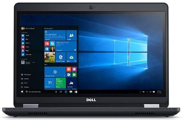 "Ноутбук 14"" Dell Latitude E5470 черный - фото 1"