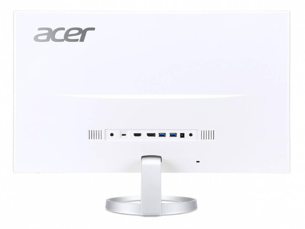 """Монитор 27"""" Acer H277HUsmipuz серебристый (UM.HH7EE.018) - фото 4"""